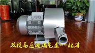 YX-81D-2/7.5KW黑龙江-扶余扦样机高压风机_双段高压漩涡气泵
