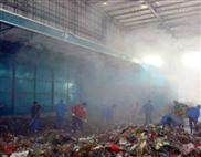 大庆垃圾中转站/生活垃圾处理站喷雾除臭系统/喷雾除臭效果好