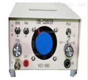 日本進口空氣正負離子檢測儀KEC-900/990