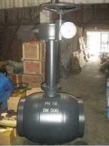 Q367F埋地式全焊接球閥