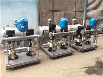 无负压变频供水设备西安供应商