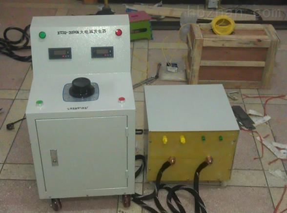 SLQ-长时间大电流发生器
