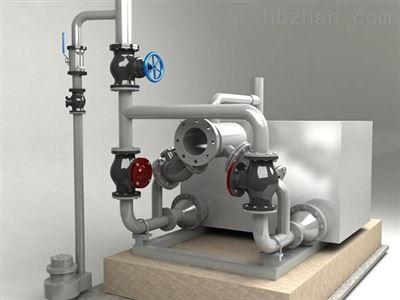 HBP-N2商用汙水提升器