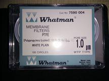 WHATMAN沃特曼WTP型聚四氟乙烯过滤膜1um孔径7590-004