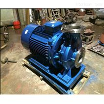 合成纤维输送有腐蚀性的液体专用ISWH单级化工泵