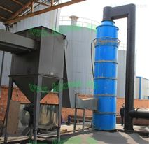 多管除尘+水膜除尘器组合式脱硫除尘设备