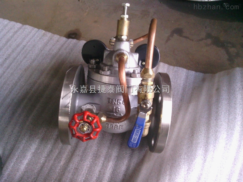 200x-16p-永嘉厂家直销200x不锈钢减压阀-永嘉县捷泰