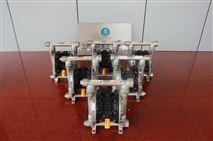 耐腐蝕氣動隔膜泵