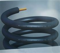防水橡塑保溫材料/空調橡塑保溫管性能優勢