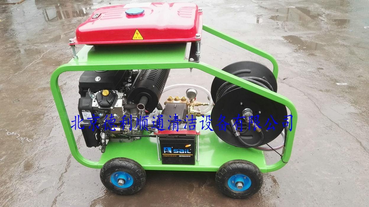 小型管道高压疏通机-高压疏通机使用