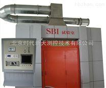 建材单体制品燃烧试验装备SBI