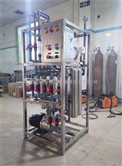 JH—0.5T/H超滤系统矿泉水工厂用超滤设备