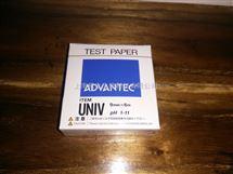 ADVANTEC东洋PH试纸(PH范围1.0-11) UNIV试纸