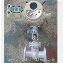 鋼製電動楔式閘閥