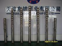 天津不銹鋼深井潛水泵