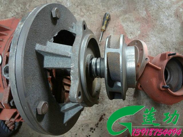 产品库 泵/阀/管件/水箱 泵 消防泵 xbd-l 立式单级消防泵,立式消防泵图片
