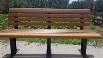公园椅园椅长塑木长条椅实木椅凳浴室更衣室