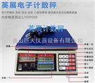 上海英展30kg电子计数桌称什么价格