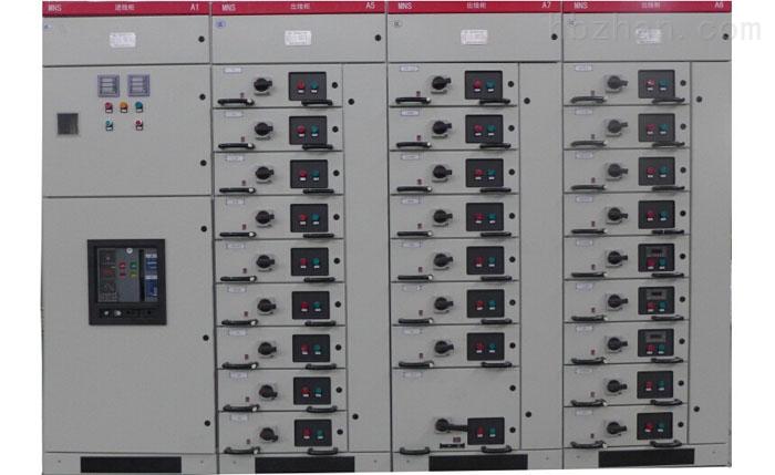 功能单元mns低压交流式配电柜