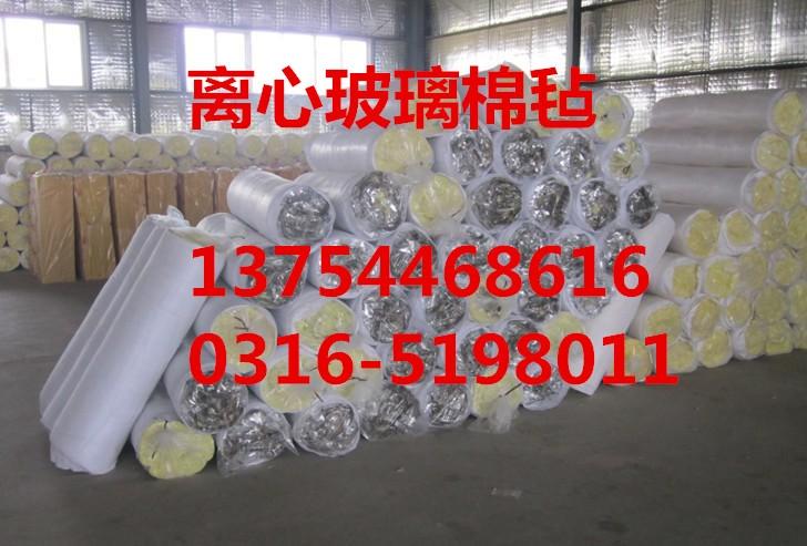 衢州离心玻璃棉毡-铝箔玻璃丝棉毡-钢结构屋面保温棉