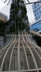 上海机场喷雾降温工程