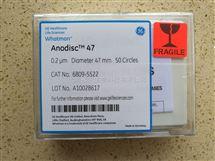 Whatman氧化铝膜Anopore无机膜AAO膜不带支撑环6809-5522
