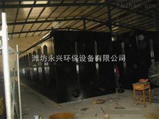 YX永兴环保 地埋 一体化地埋式污水 处理设备 老 欢迎订购