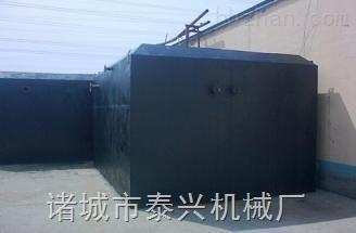 优质地埋式一体化污水处理设备