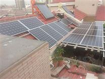 弘太阳光伏能源郑州4千瓦家庭户用太阳能并网发电系统