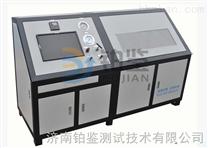 微機控製波紋管膨脹節氣密性試驗機