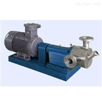 BZG-7.5-55固液混合高剪切均質乳化泵