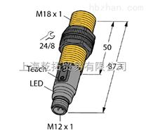 电容器TURCK电容式传感器,BCT5-S18-UP6X2T-H1151功能原理
