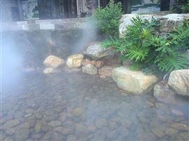 水雾造景系统