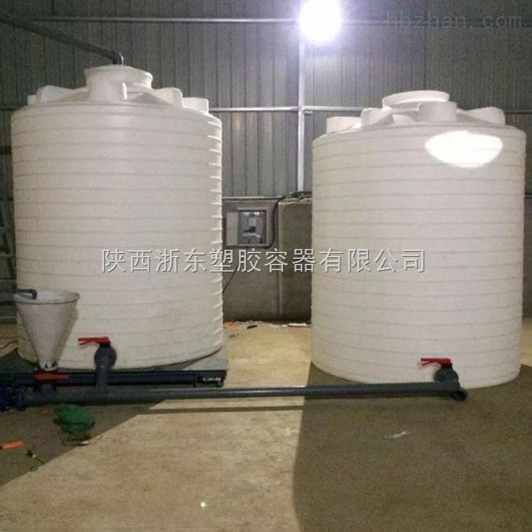陕西5吨塑料水箱