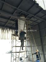 广西快三平台改造/散装机卸灰装置改造/灰库扬尘处理