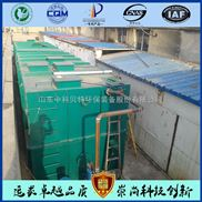 中科贝特地埋式污水处理设备、一体化生活污水设备