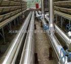 风机管道铁皮保温施工队,岩棉保温复合管壳生产厂家