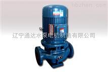 供应ISG立式单级单吸管道离心泵适用于清水类液体