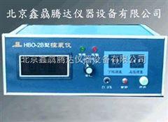HBO-2B型针剂测氧仪