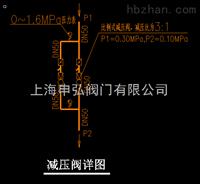 Y42X-16C居住小区给水系统减压阀