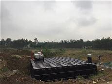 河北唐山室内外消防用水一体化箱式泵站厂家报价
