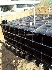 JZ-108-0.5/15湖北宜昌抗浮式地埋式箱泵一体化