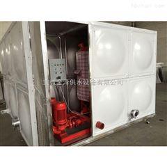 重庆北碚区有效容积18吨消防箱泵一体化厂家