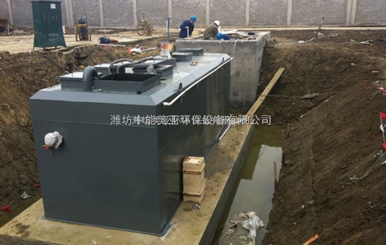 养殖场专用废水处理设备供应