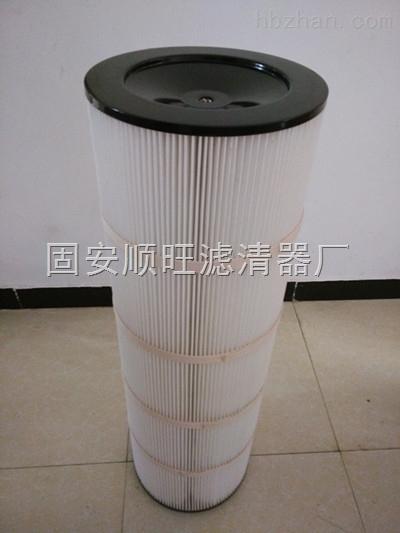 顺鼎旺现货供应聚酯纤维滤筒,空气滤芯,覆膜滤筒320*1000