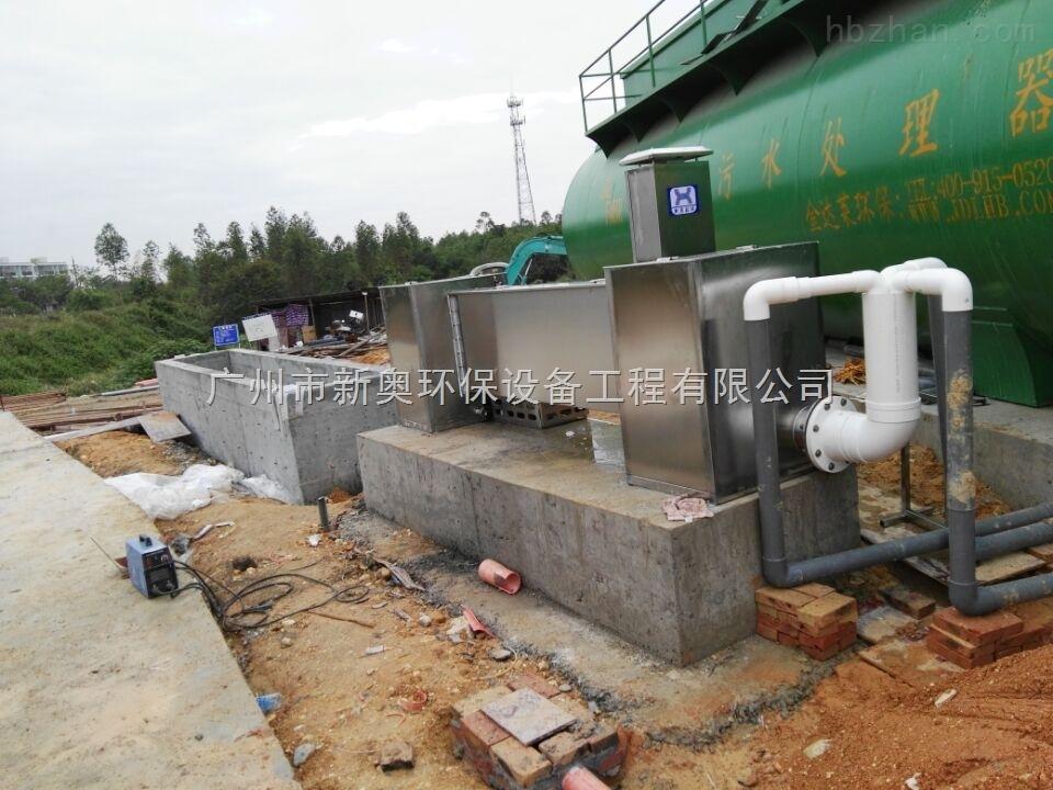 一體化污水處理設備價格
