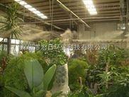 温室种植大棚喷雾加湿机组温室植物园喷雾加湿设备