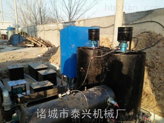 地埋一体化污水处理设备      诸城泰兴机械