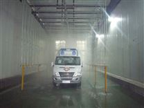 汽車淋雨試驗箱