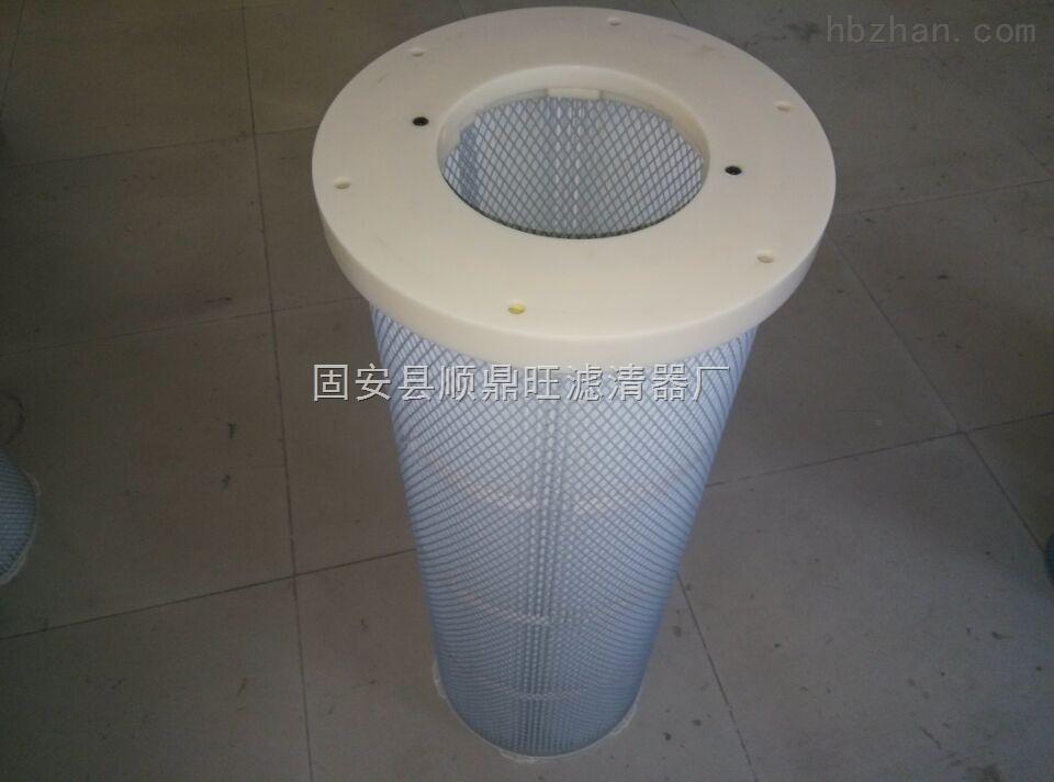 吸尘打磨台专用配套3290快拆式除尘滤筒粉尘滤筒